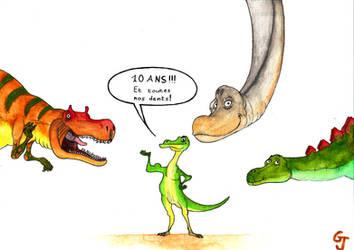 Dinovember 2020