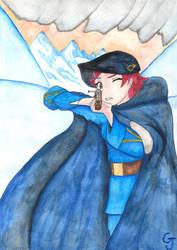 Galette - Chasseur alpin (Girls und Panzer)