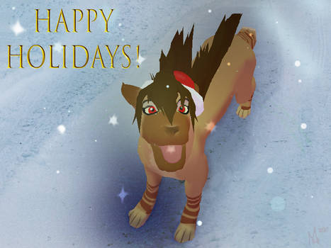 Happy Holidays from the Kiros Team!