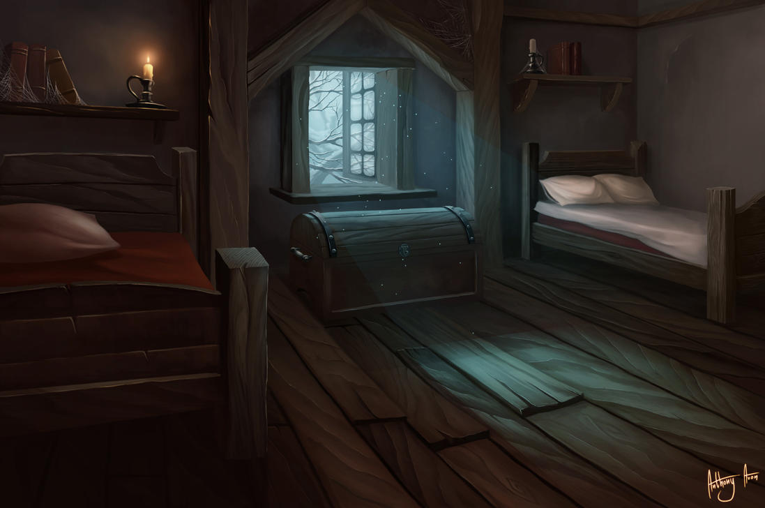 Bedroom By Anthonyavon D6y2slp