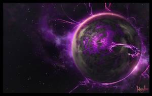 Morbid planet by AnthonyAvon