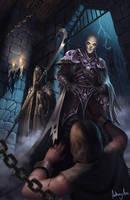 Forsaken (Commission) by AnthonyAvon