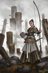 Autumn Guard Archer
