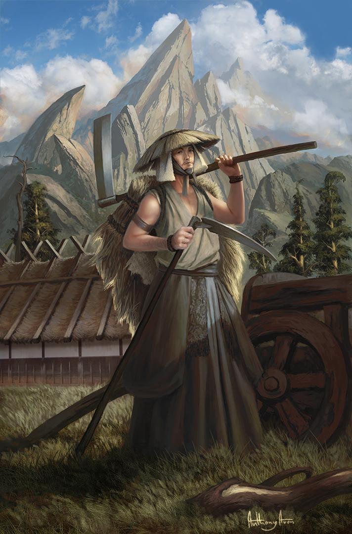 Peasant by AnthonyAvon