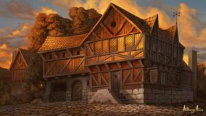 The Last Respite - Tavern