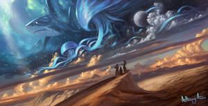 Worlds Apart by AnthonyAvon
