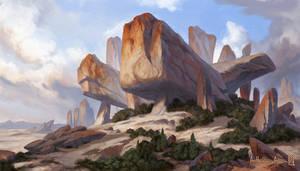 <b>The Grand Mesa</b><br><i>AnthonyAvon</i>