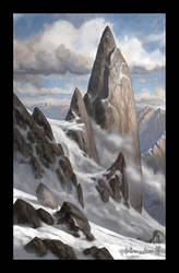 Snow and Stone