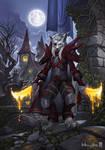 Snowfur, the Horde Slayer