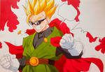 Pure Rage|Son Gohan by Daisuke-Dragneel