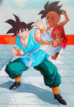 Goku VS Uub | AniMay2020 Day 5