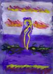 Painted Goddess