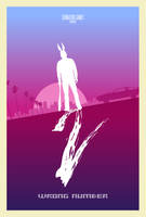 Hotline Miami 2 Wrong Number Minimal Poster by mdk7
