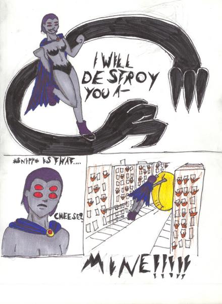 Dark Raven's Cheese by Dragonlet