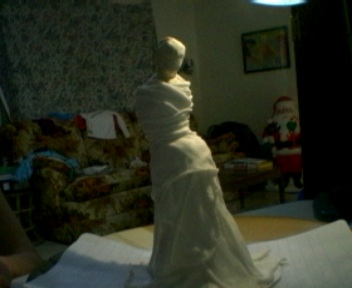 The figure by Ceru