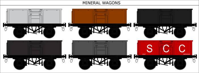 Mineral Wagons Portrait