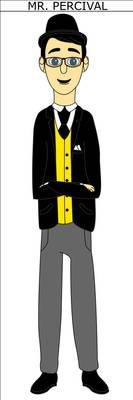 Mr. Percival Portrait