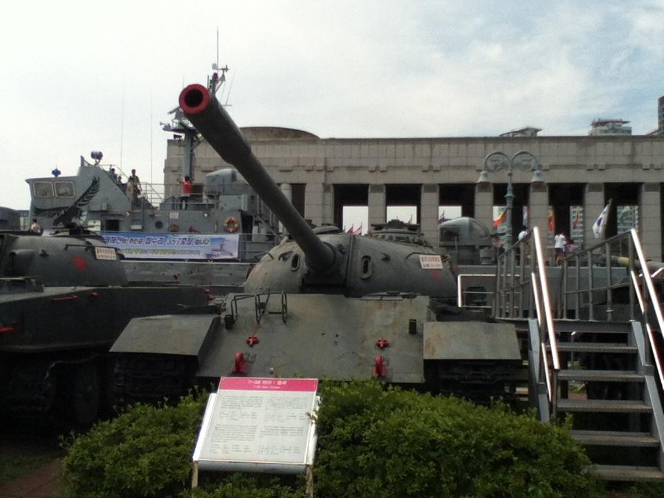 Korean War Memorial: Type 59 by Katamariguy