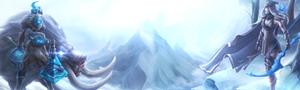 The Frostguard - Sejuani vs. Ashe
