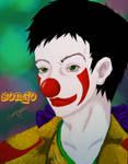 Bongo the Clown by Anyahs
