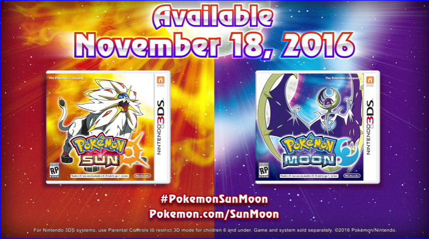 Pokemon Sun and Moon Spoilers/News(June 14 Update) by Anyahs on