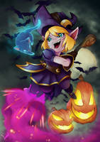 Bewitching Tristana by Lespapillions