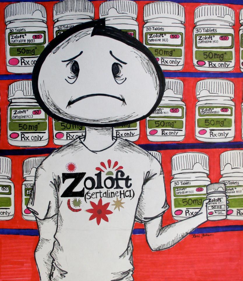 Zoloft Guy by teejaysatisfaction on DeviantArt