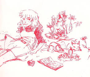 Alice in mind