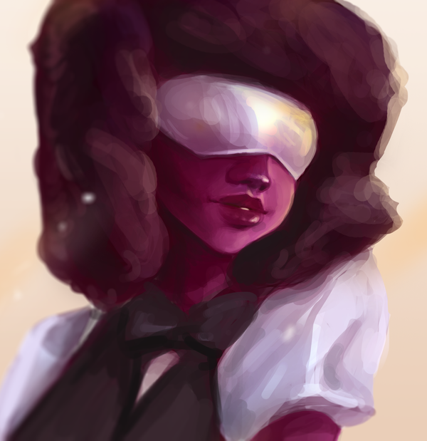 wedding garnet from steven universe c: