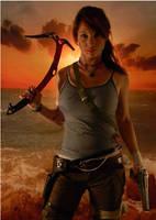 Tomb Raider Reborn by CosplayCandy