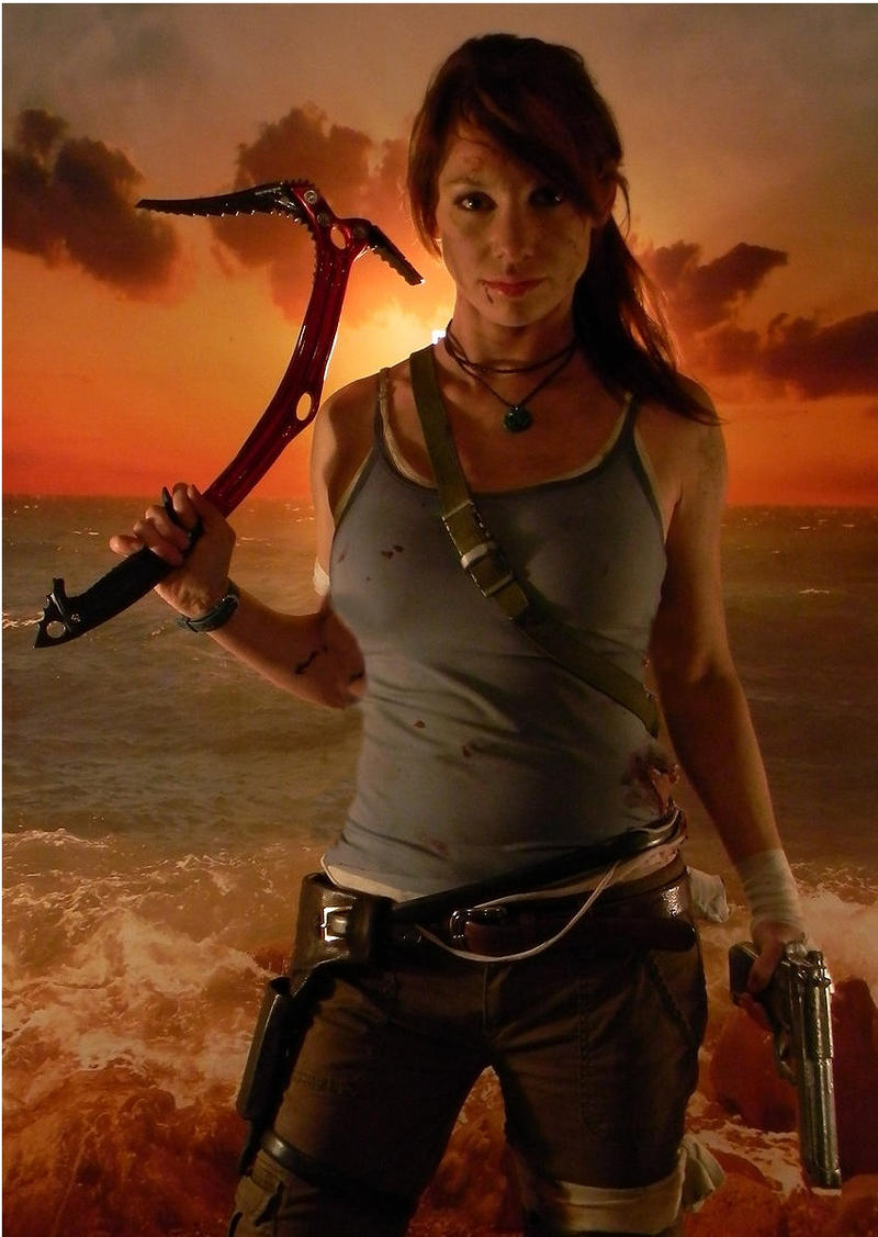 Tomb Raider Reborn by CosplayCandy