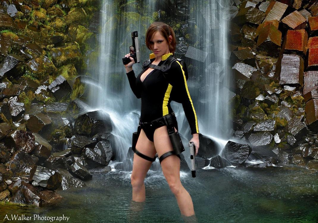 Tomb Raider Underworld-Wetsuit by GlisteningIceCandy