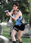 Jill Valentine Apocalypse Cosplay#3