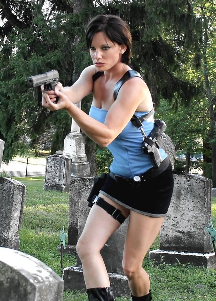 Jill Valentine Apocalypse Cosplay 3 By Cosplaycandy On