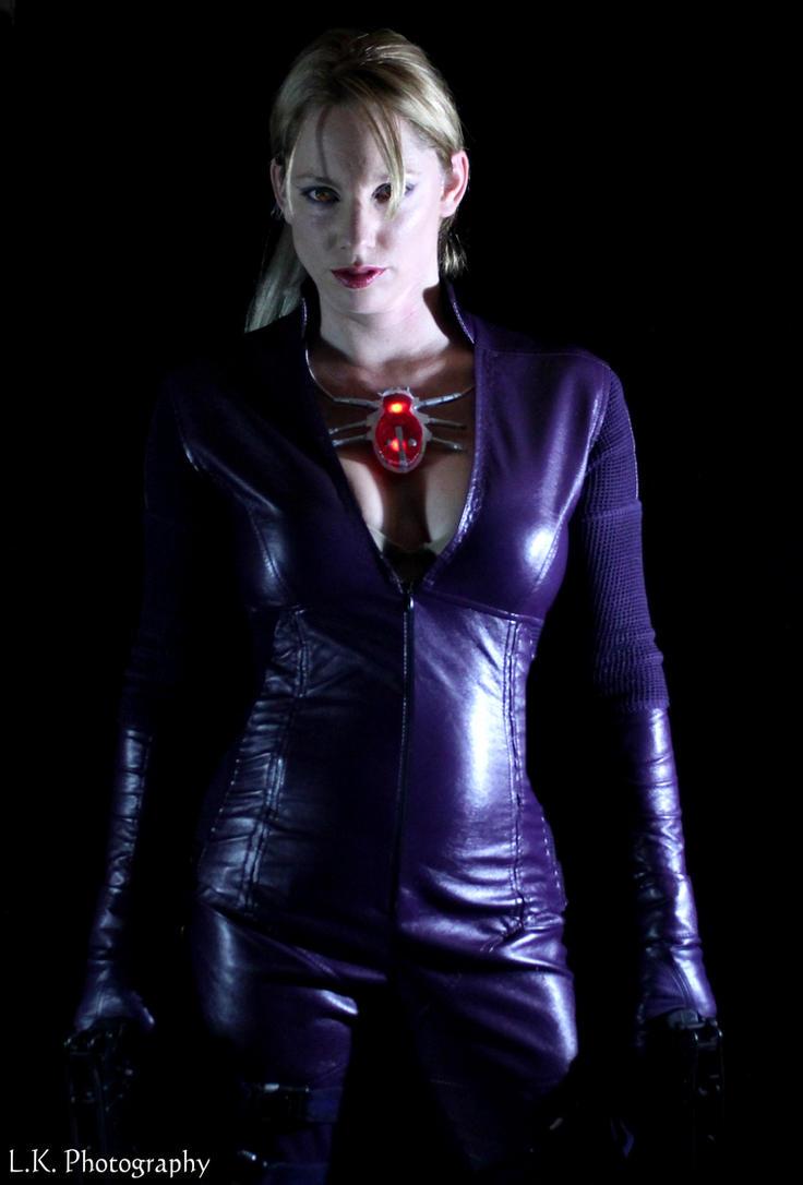Jill Valentine Battlesuit by GlisteningIceCandy