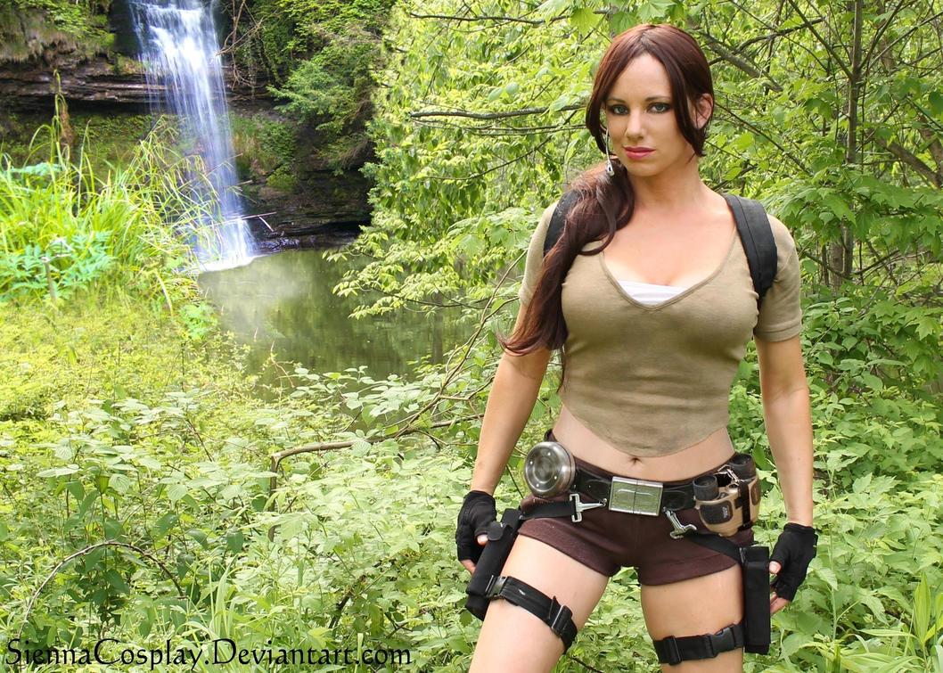 Adventurous Lara Croft by GlisteningIceCandy