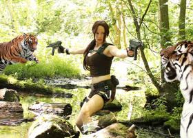 Tomb Raider Underworld #4 by CosplayCandy