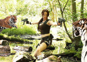Tomb Raider Underworld #4 by CosplayCandy
