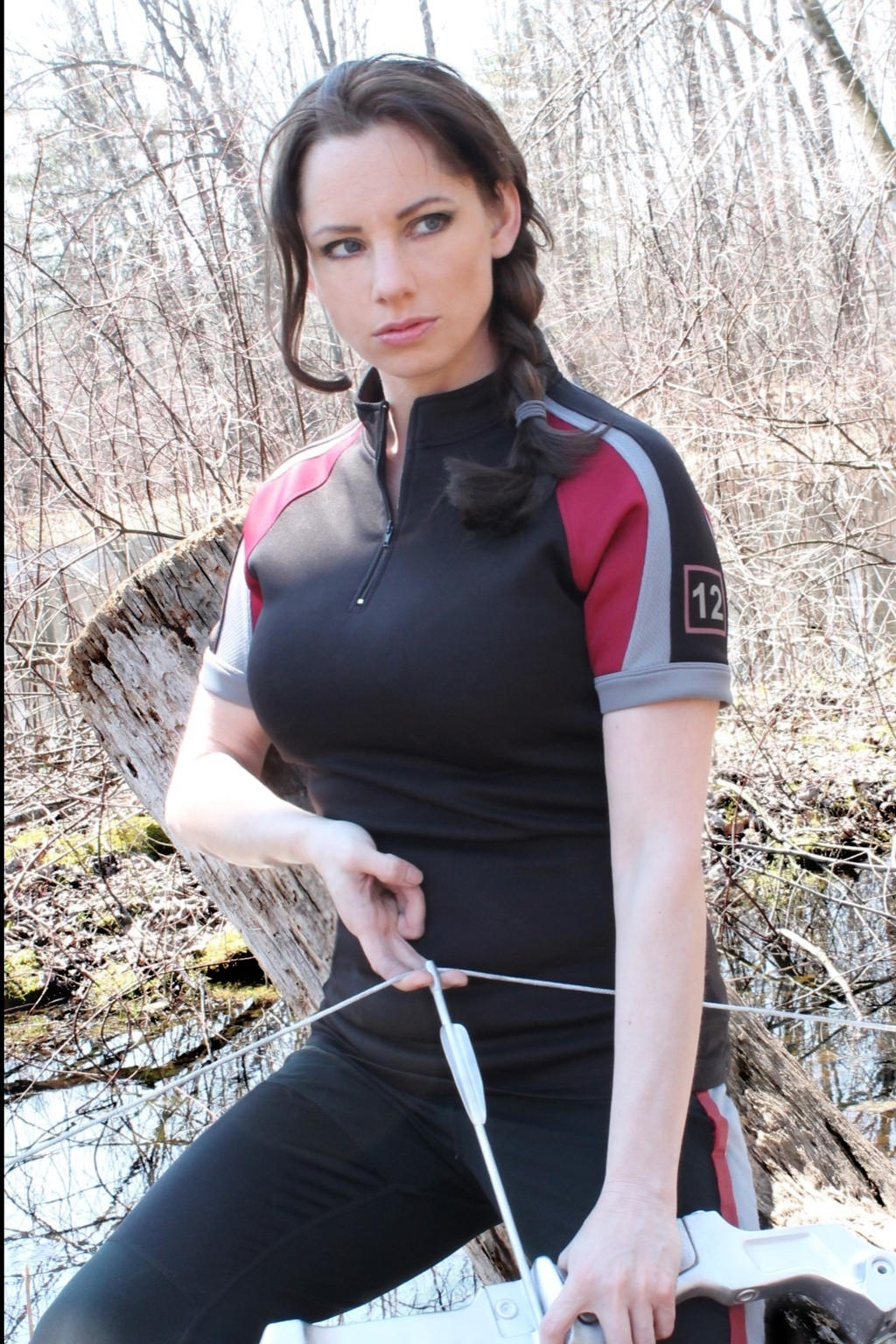 The Hunger Games Katniss Everdeen by CosplayCandy