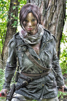 Lara (Rise of the Tomb Raider)