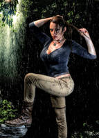 Rise Of The Tomb Raider #7 by CosplayCandy