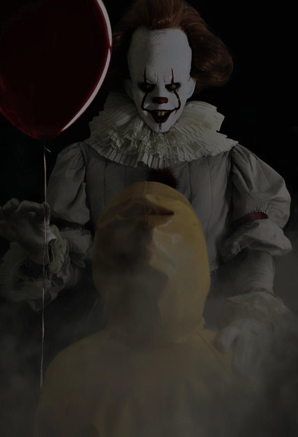 Take It Georgie by CosplayCandy