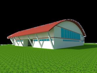 Gymnasium Perspective