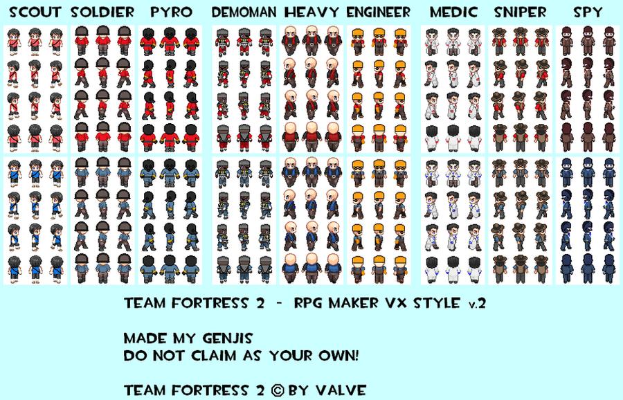 Rpg Sprite Maker