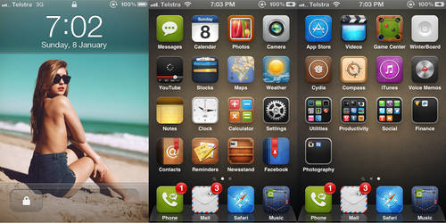 iphone SS Jan 2012 ios 5 by goldfish2008