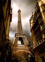 eiffel tower by suzieann