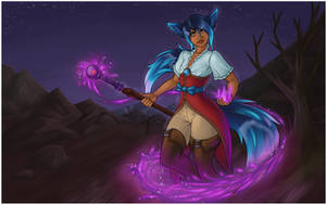Scout Mage by TheDangerCat