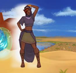 Dji'nai by TheDangerCat