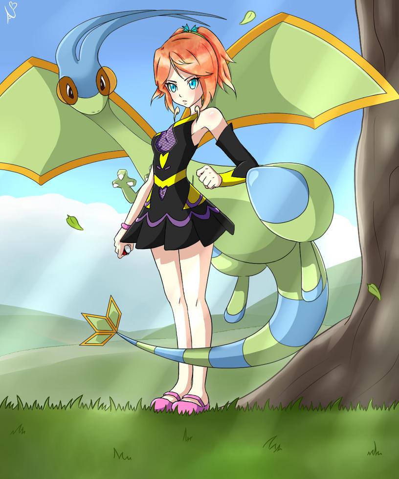 Anime Girl 12 by WatashiNoHatsukoi