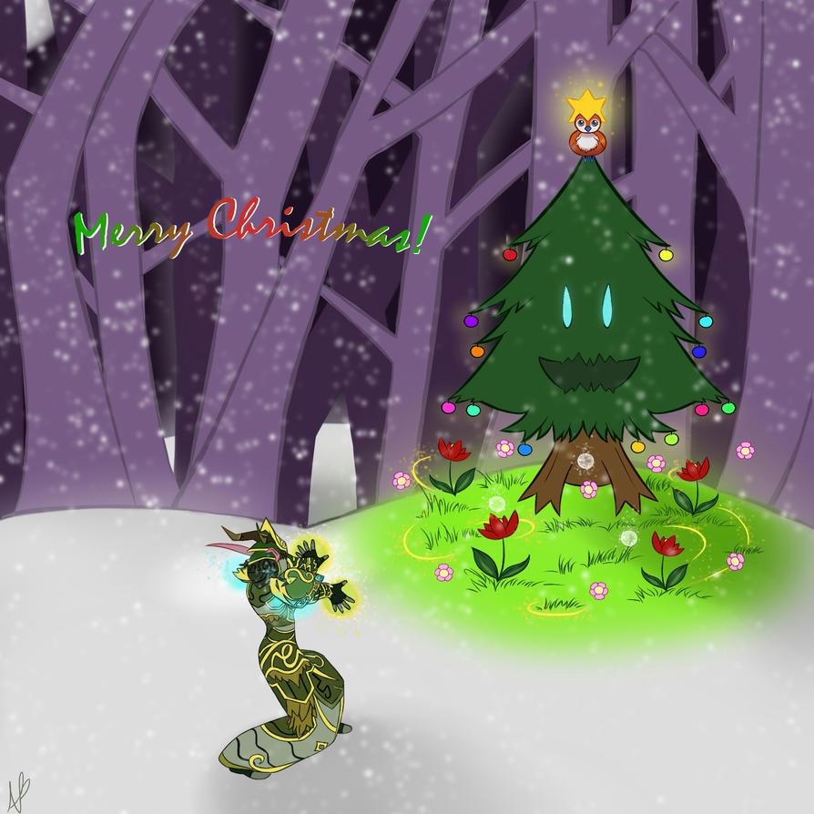 Merry Wowmas! by WatashiNoHatsukoi
